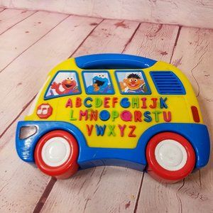 Sesame Street learning toy